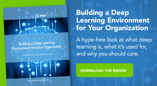 Building a Deep Learning Environment for Your Organization